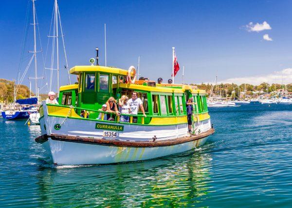 Cronulla to Bundeena Fun Day Adventure with Ferry & Ice Cream Vacation Care